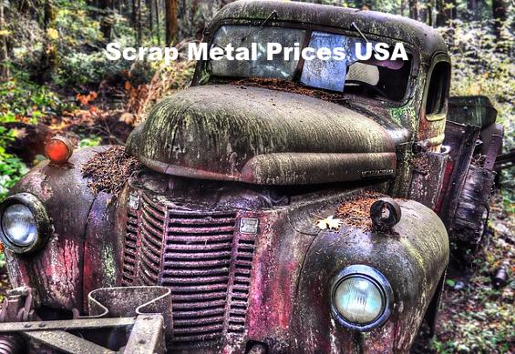 Current Scrap Metal Prices USA
